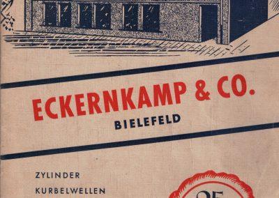 Bild Eckernkamp seit 1925